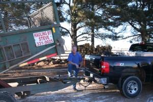 Colorado Springs junk hauling by Steve Mulflur